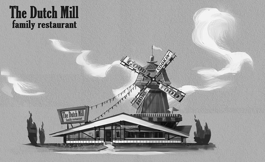 Dutch Mill Restaurant