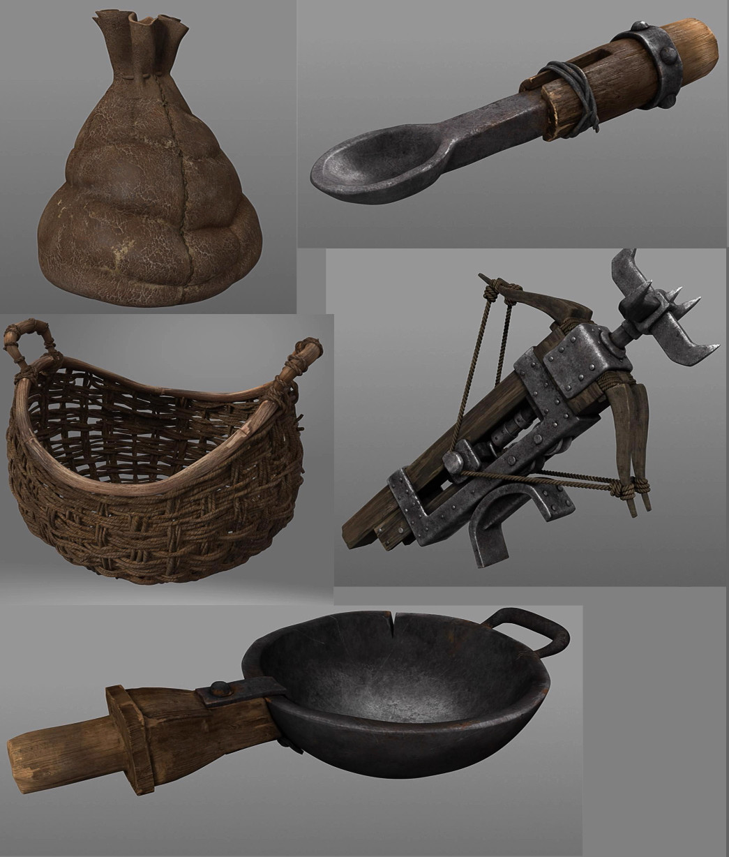 Rohan oka objects