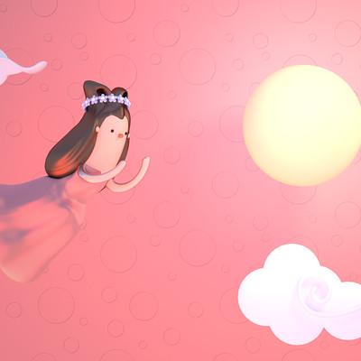 Tzu yu kao at chinese mid autumn festival mythology 0711ss