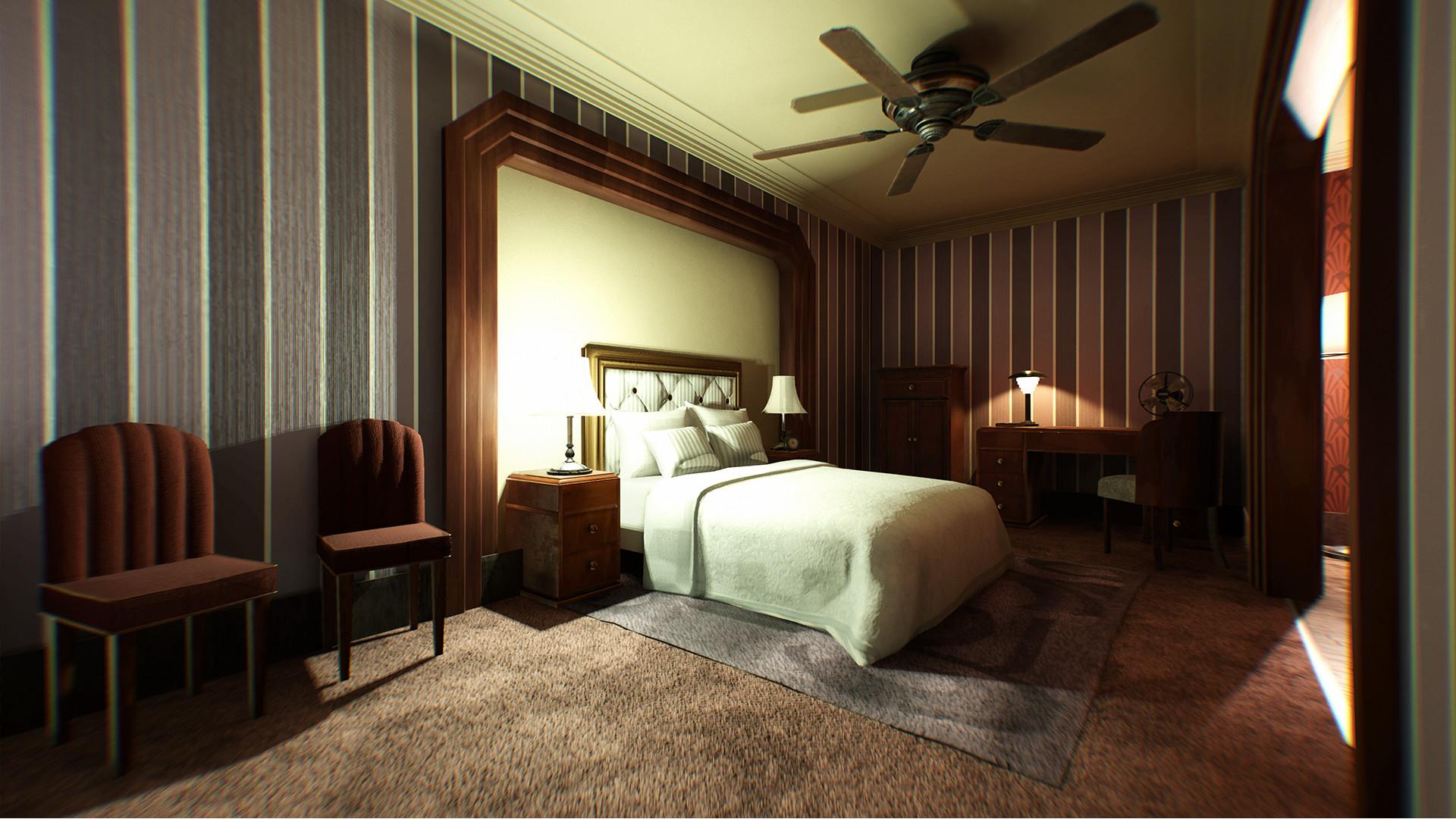 Augustin grassien bedroom 05