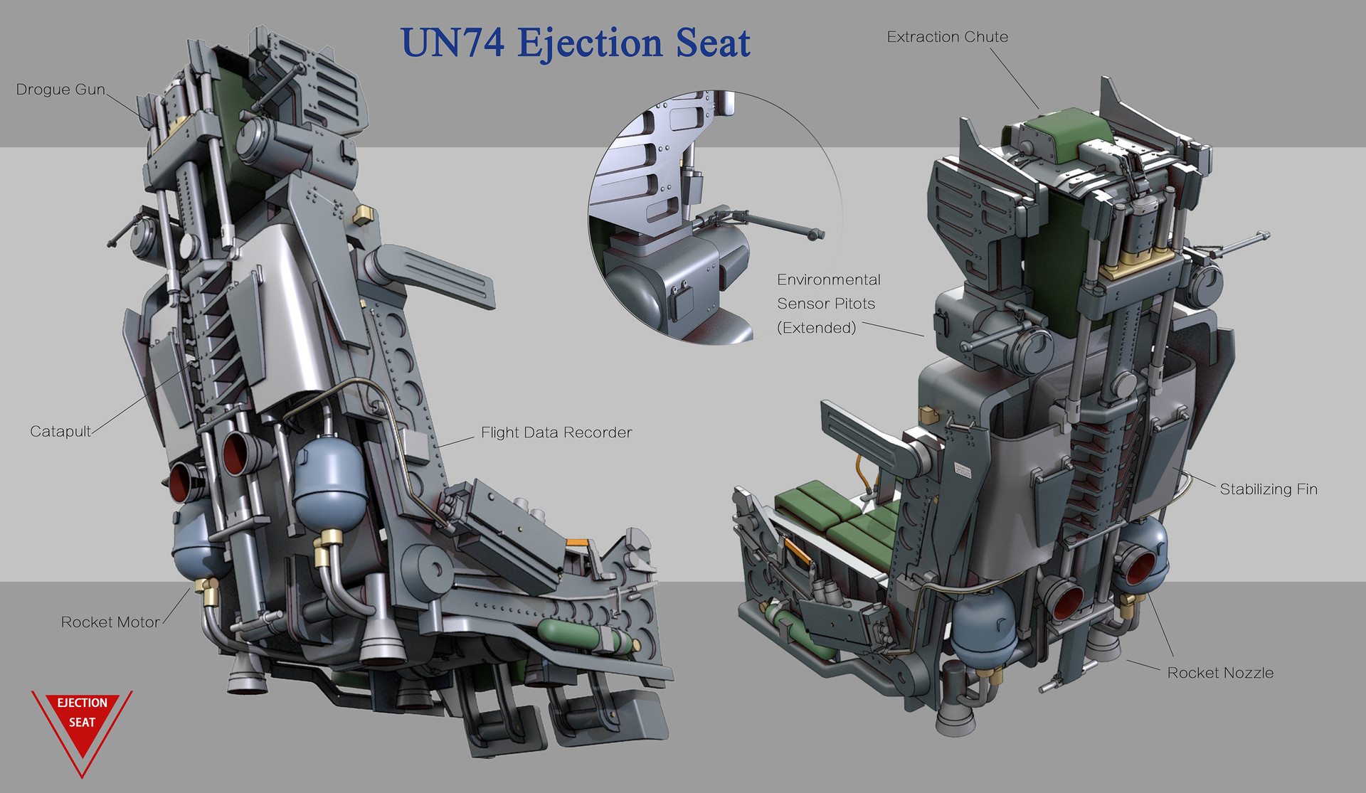 Chen liang ejection seat 01
