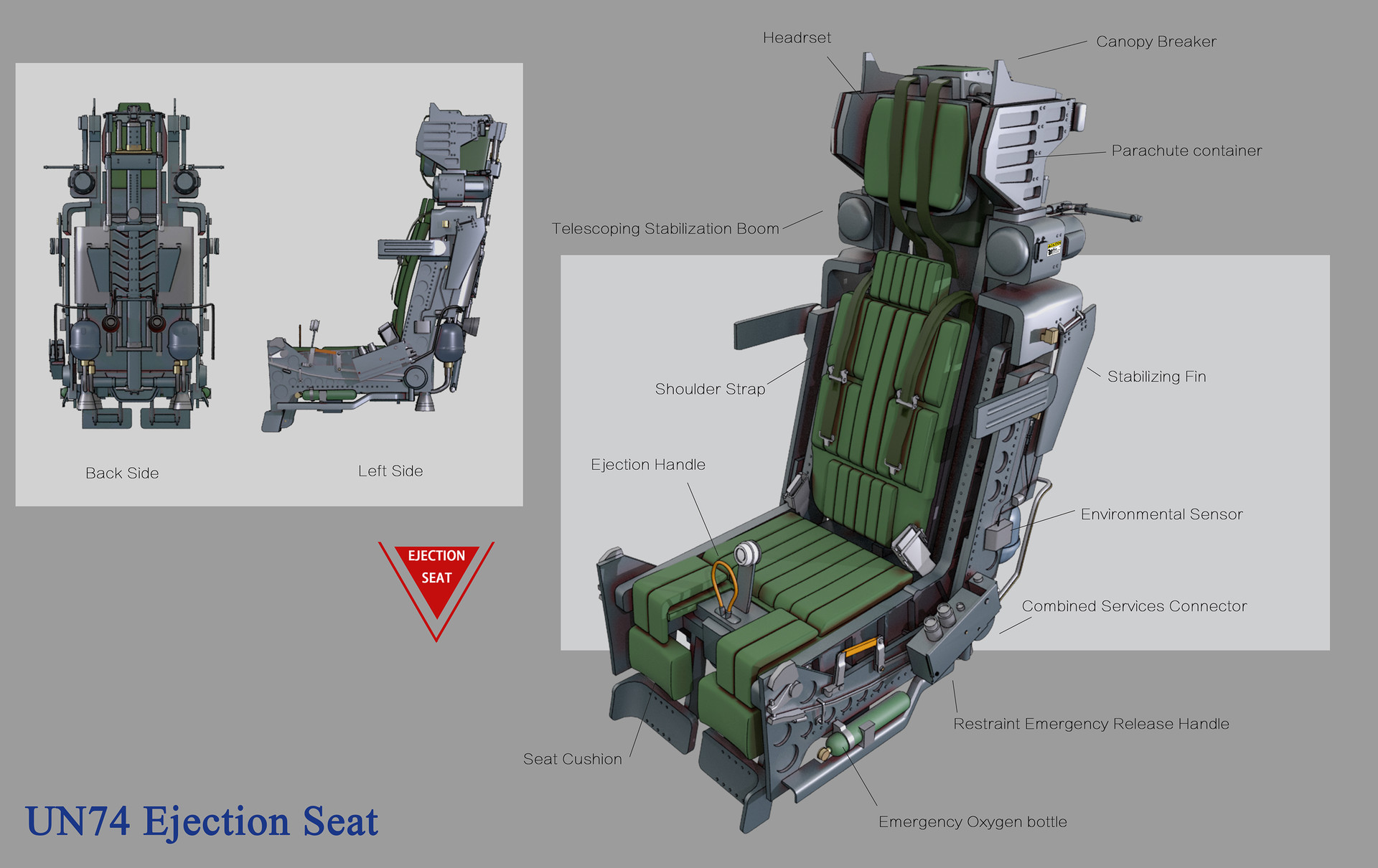 Chen liang ejection seat 02