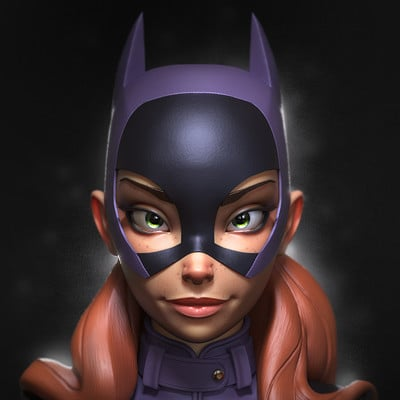 Matt thorup batgirl coreysmith3