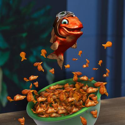 Daniel clasquin fish