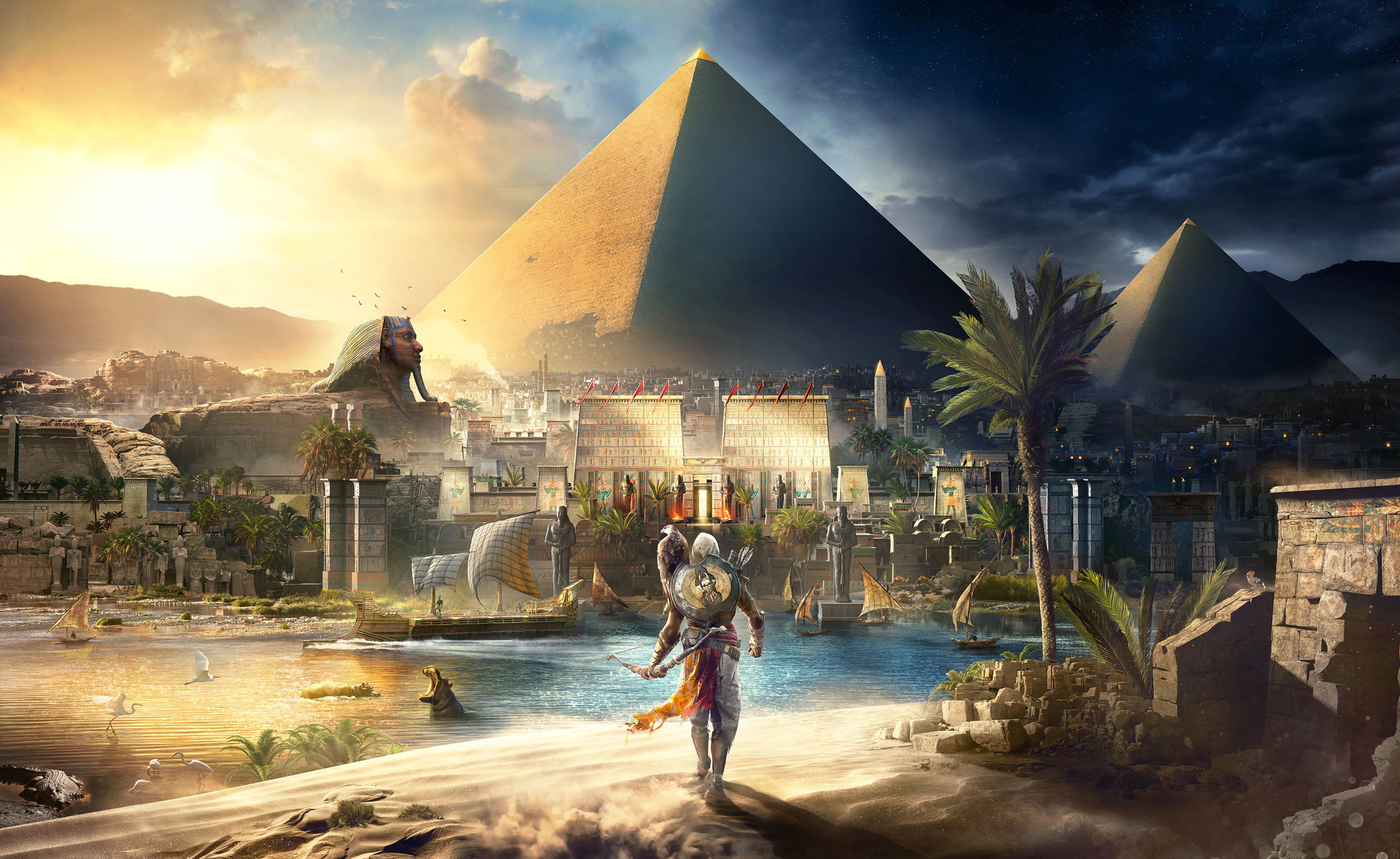 Wil wells wil wells assassins creed origins keyart