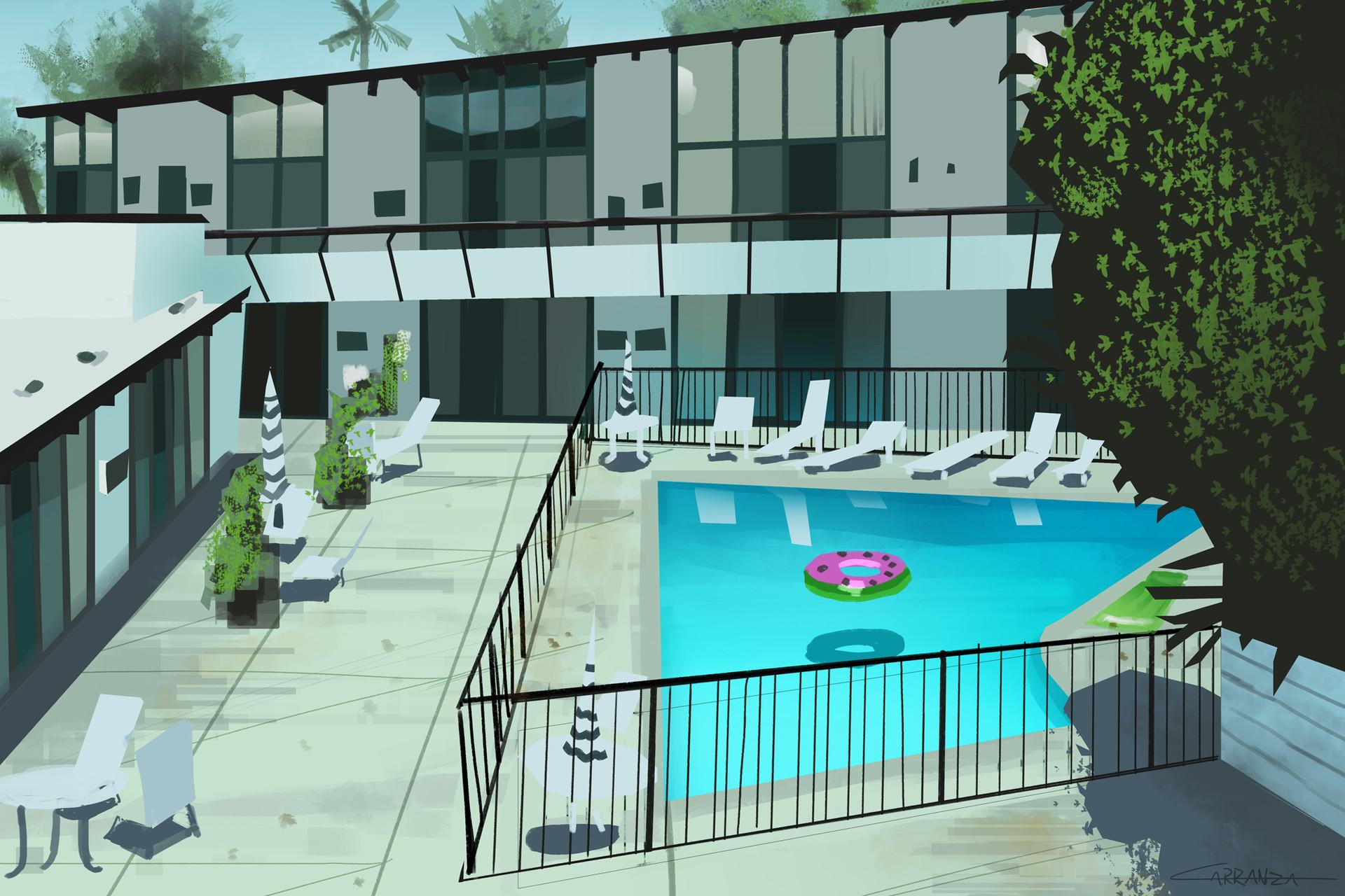 Albert carranza poolsideweb