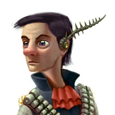 Sebastian arellano nuevos personajes