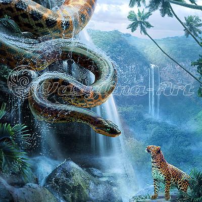 Vasilyna holod anaconda