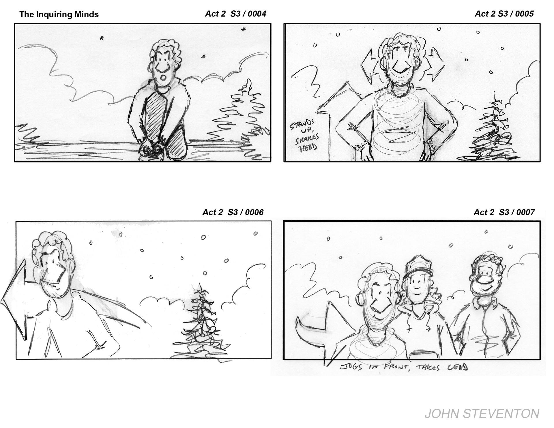 John steventon storyboard 2
