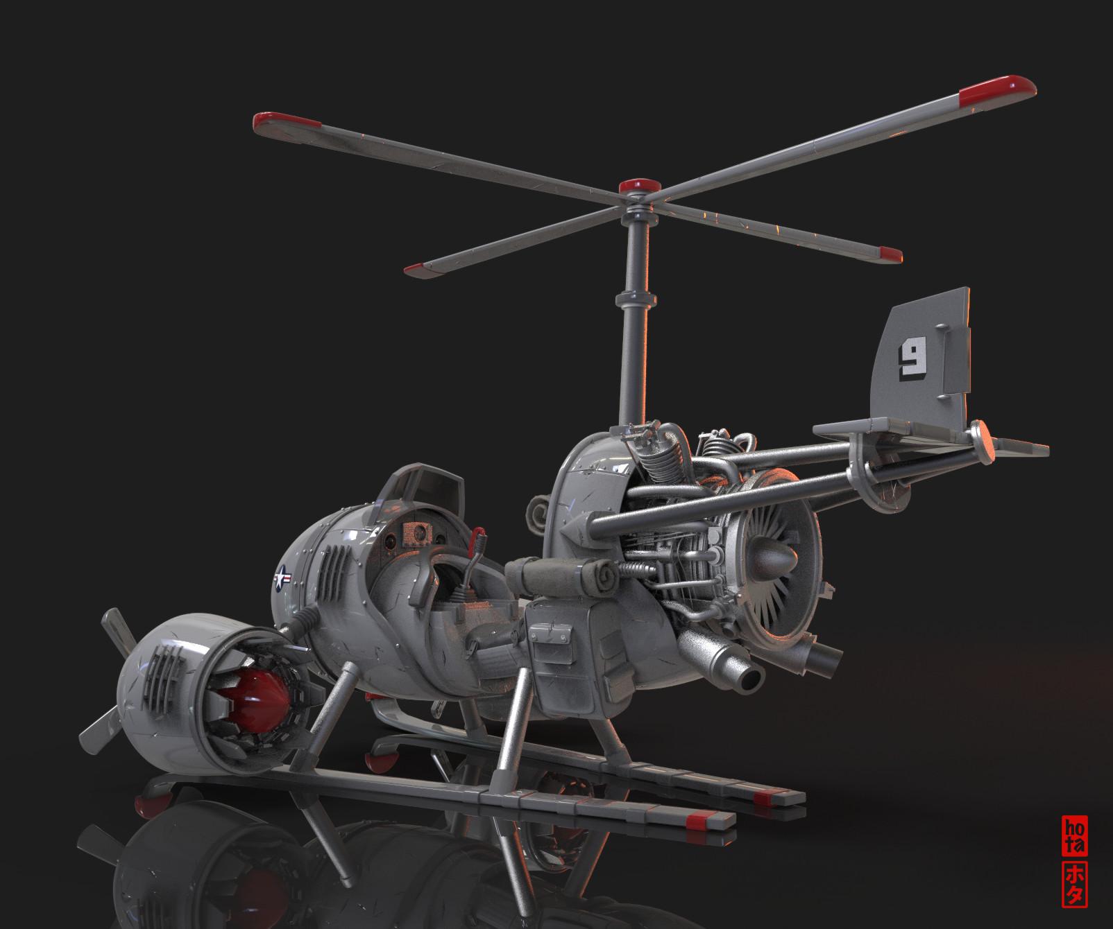 Hota aisa chorrocoptero final 4240