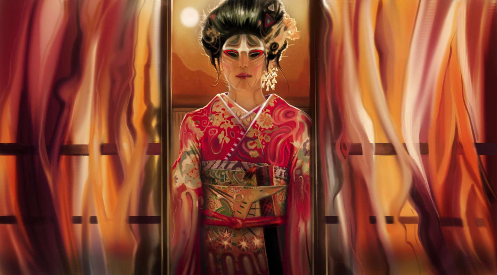 Josiah herman geisha