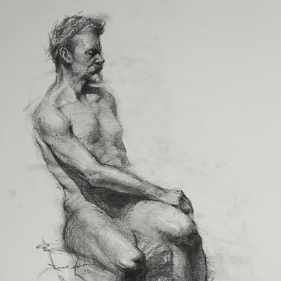 Sean hsiao figure drawing 12 02 2013