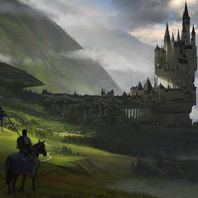 Florent llamas castle0