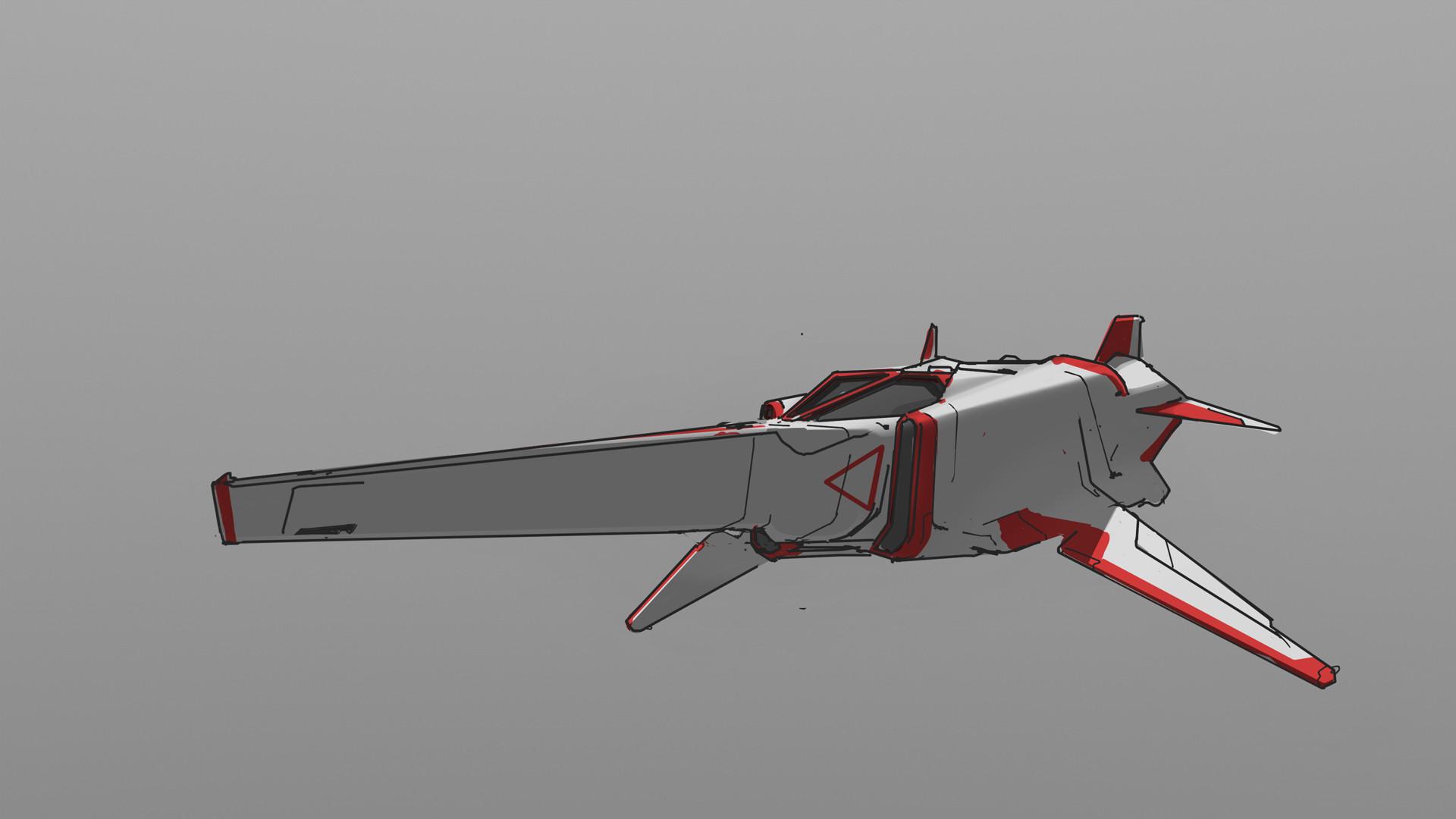 German casado fraga asl spaceship 012 v004 b