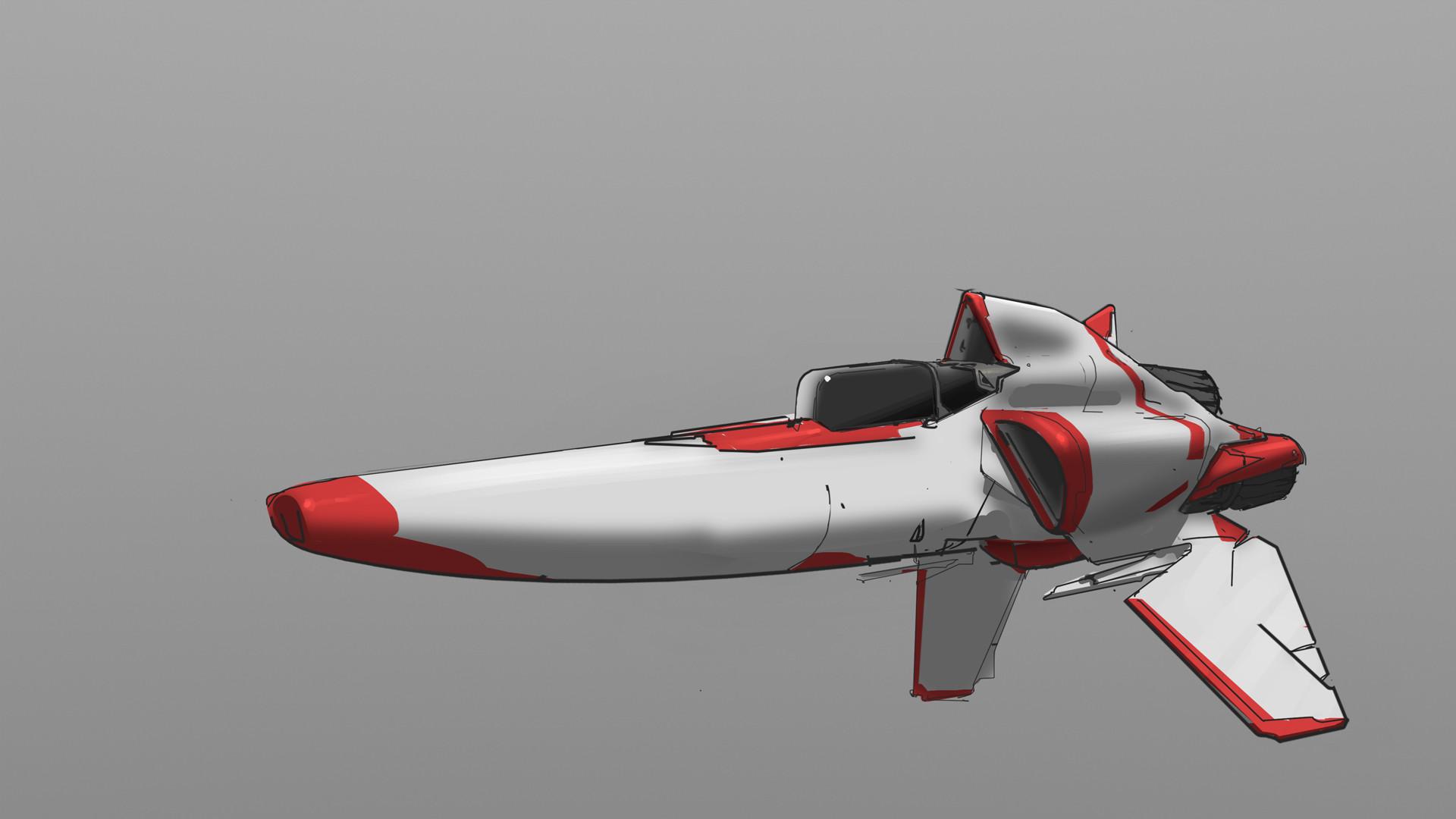 German casado fraga asl spaceship 012 v004 d