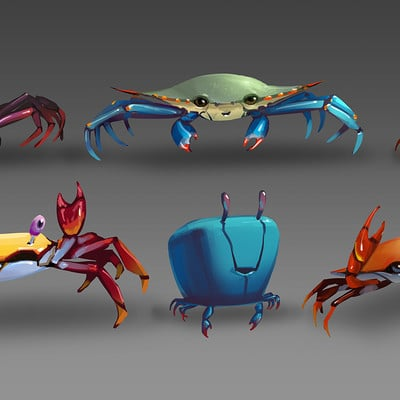 Sean hsiao crab designs 1 0 by sean hsiao 1