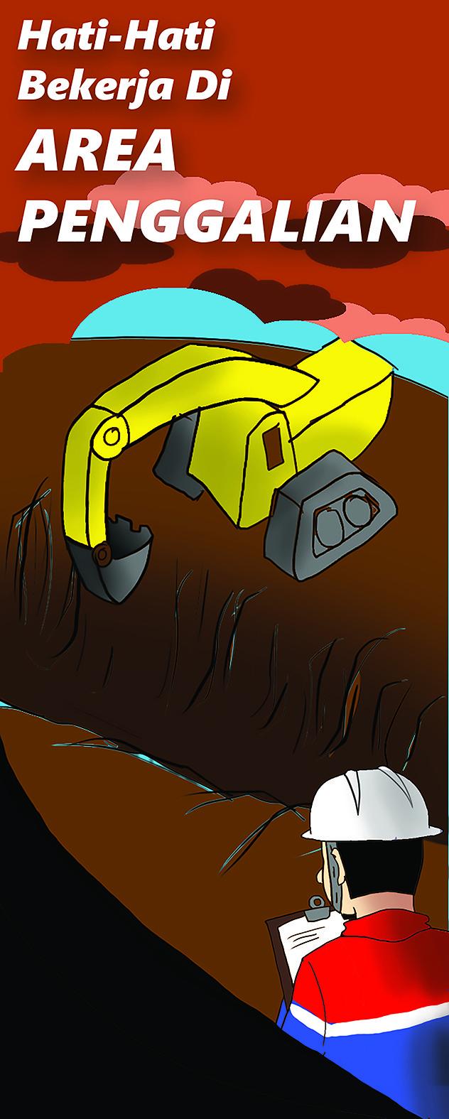Putra wira adhiprajna pertamina penggalian
