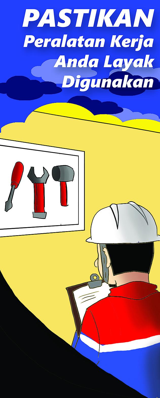 Putra wira adhiprajna pertamina peralatan layak guna