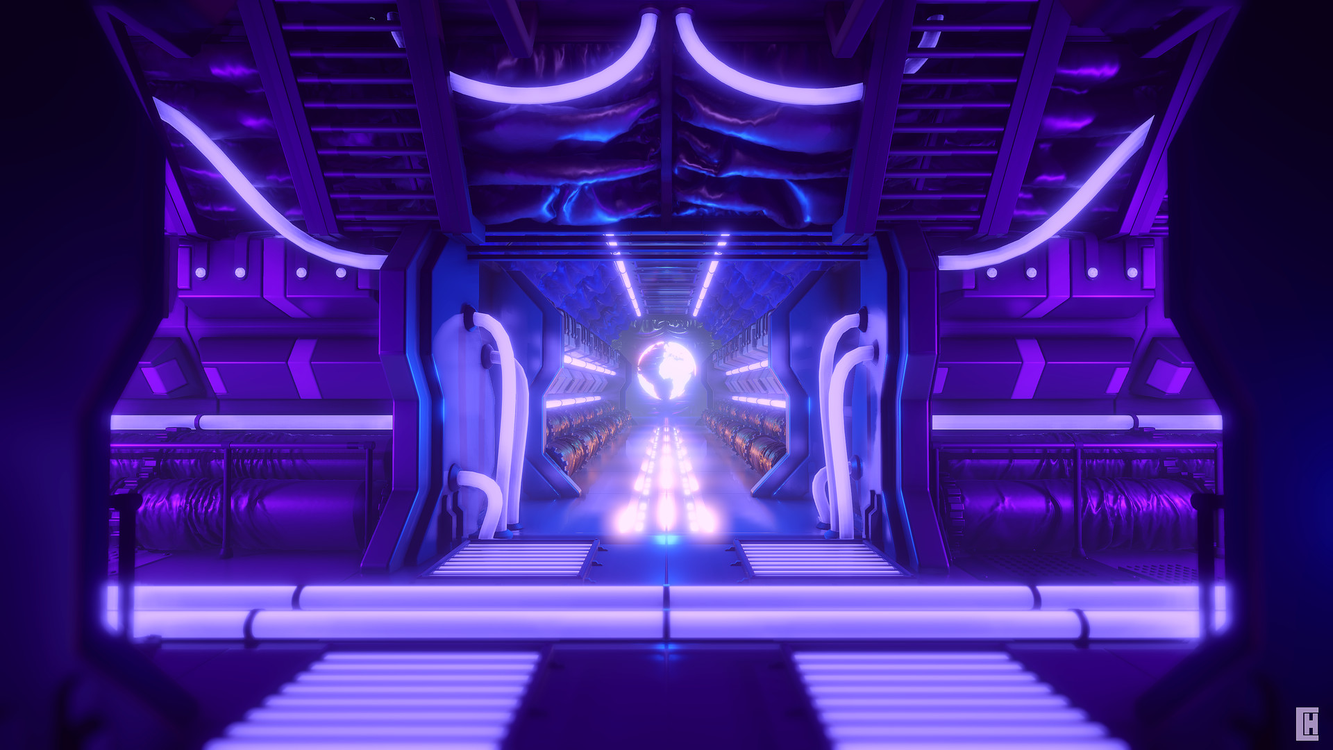 Path to the Planetarium