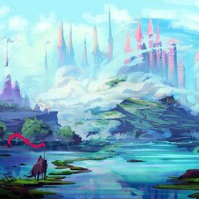 Anato finnstark another kingdom by anatofinnstark dbg57lp