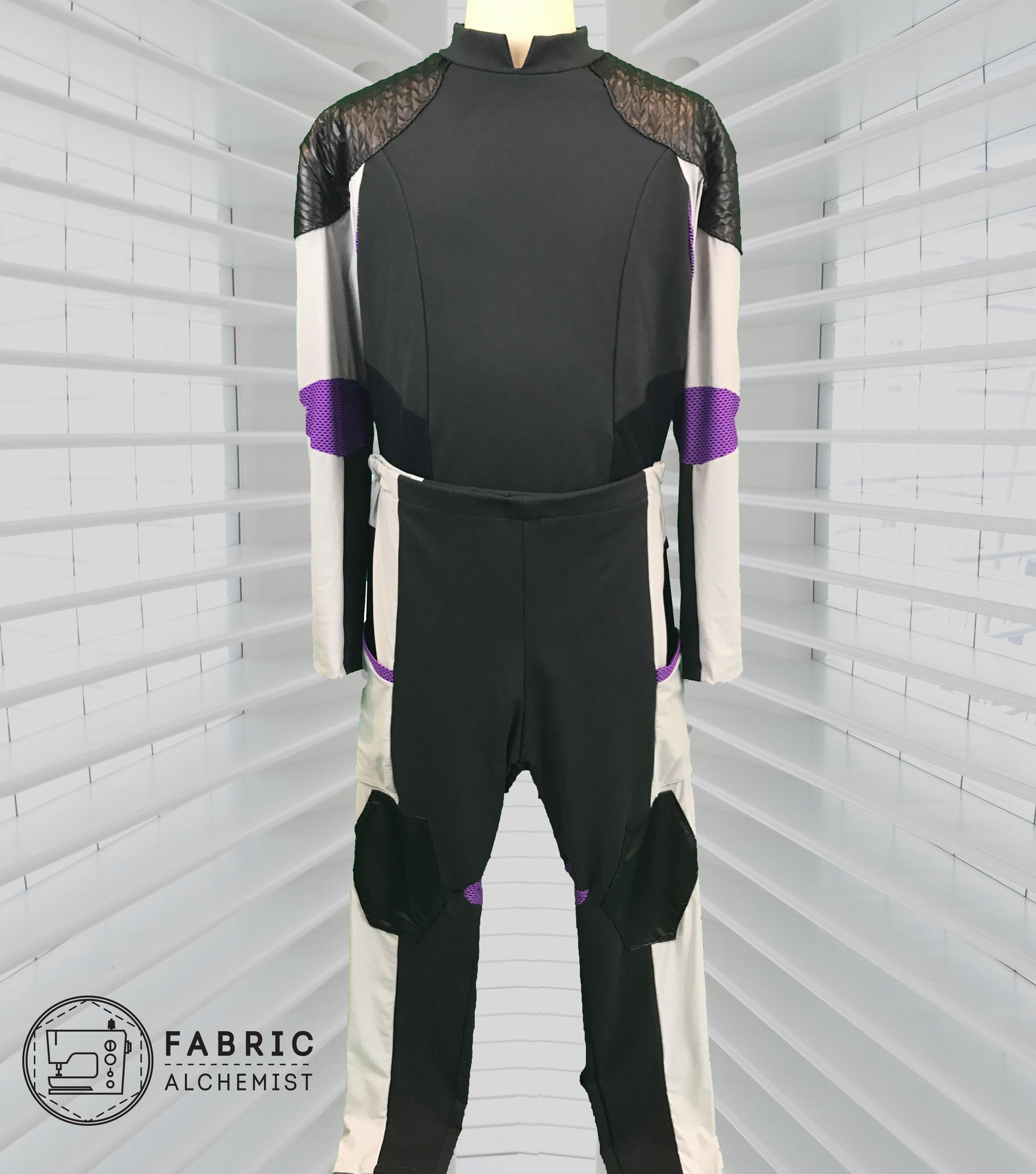 Meris mullaley cosmicashsuit cropped