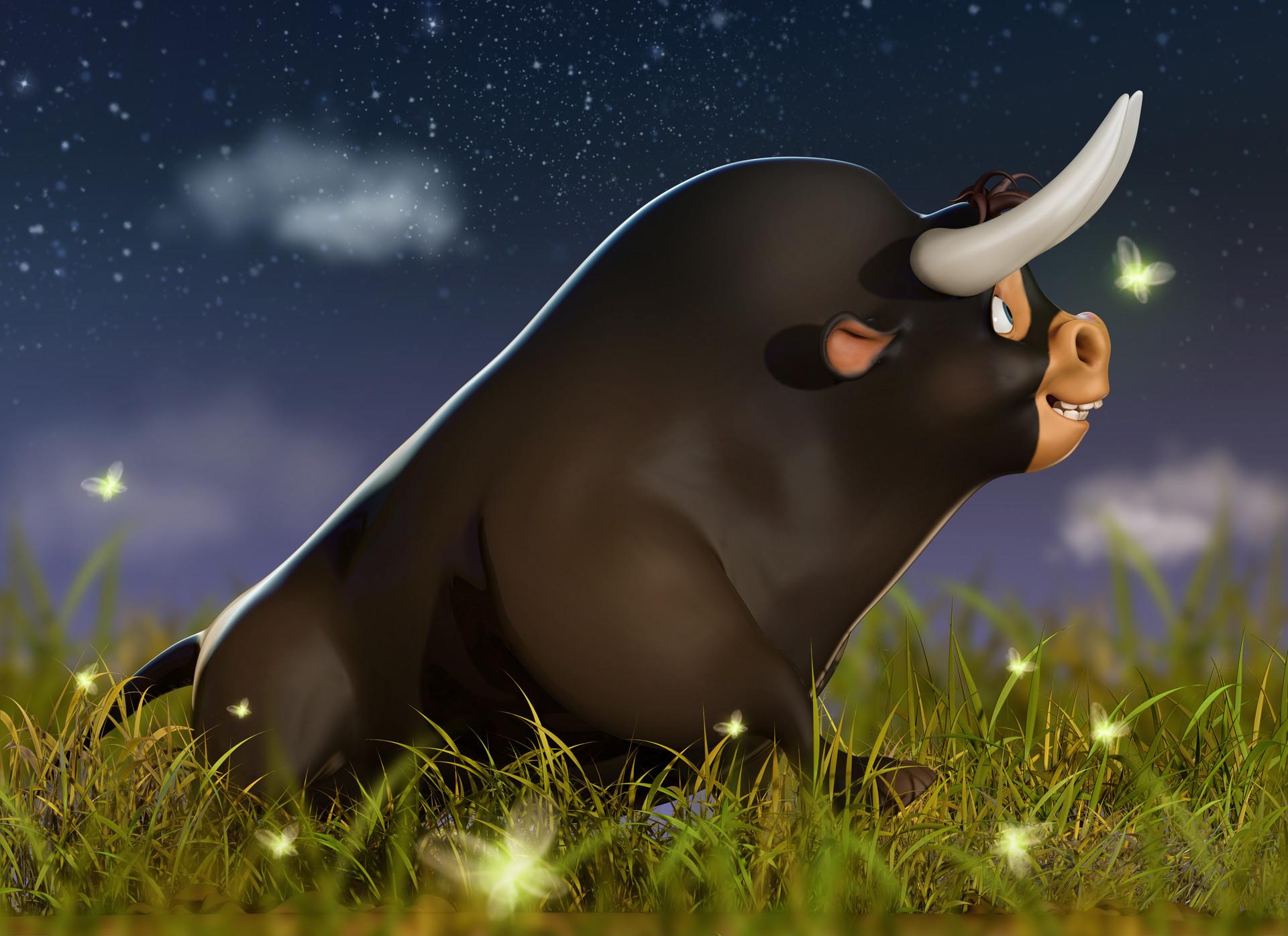 фотографии быков мульт оригинальные