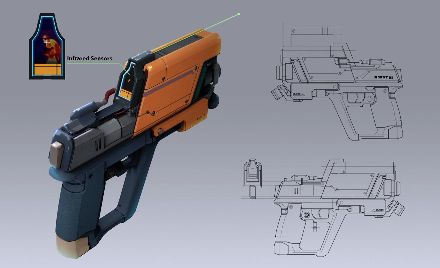 Il kim guns last a 2 b