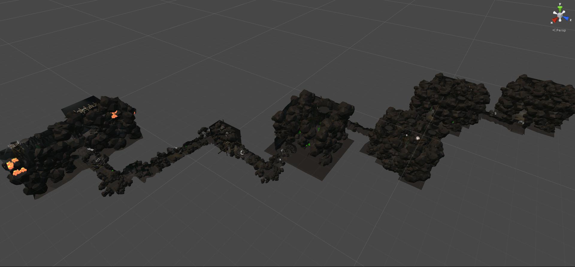 Unity Scene Modules