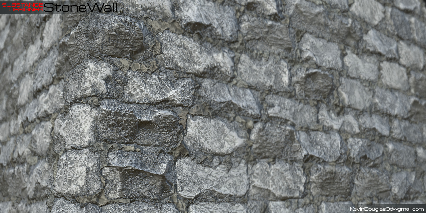 Kevin douglas stone wall beauty cu