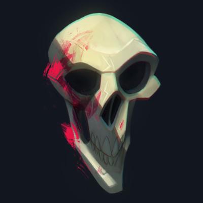 Joao henrique pacheco skull as