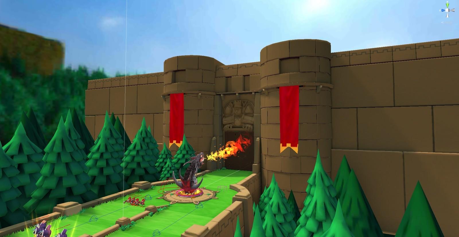 Castle Arena