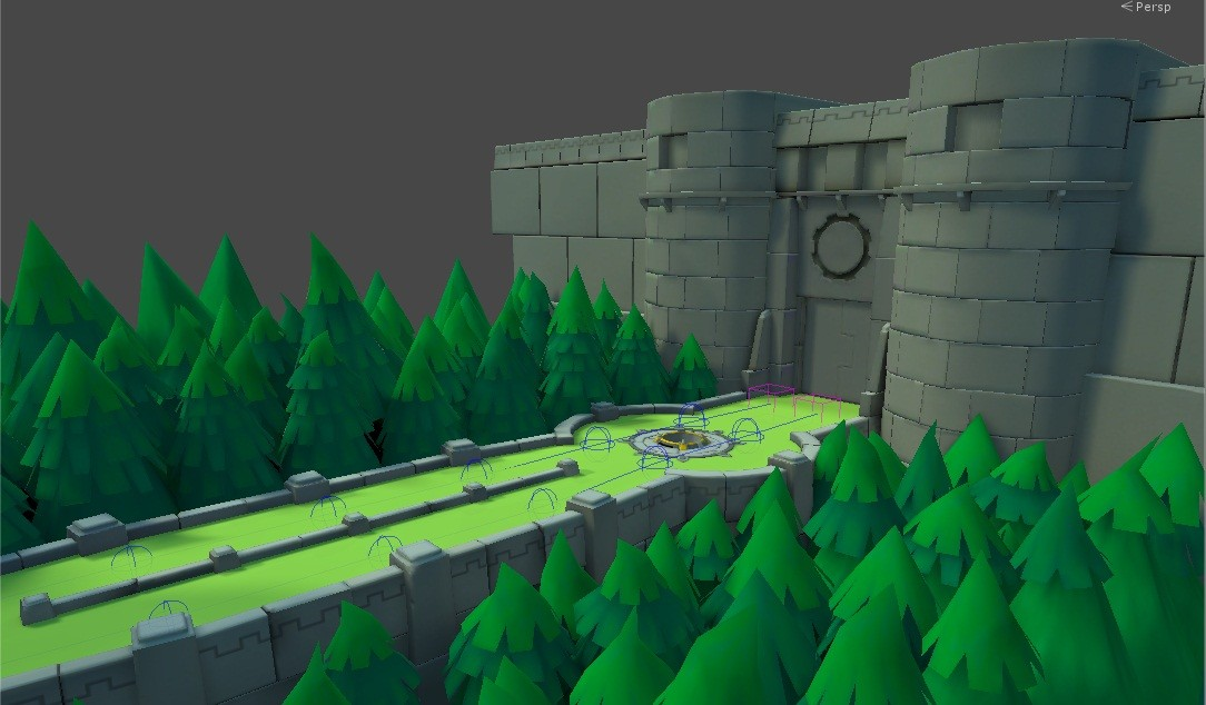 Castle Arena alpha2
