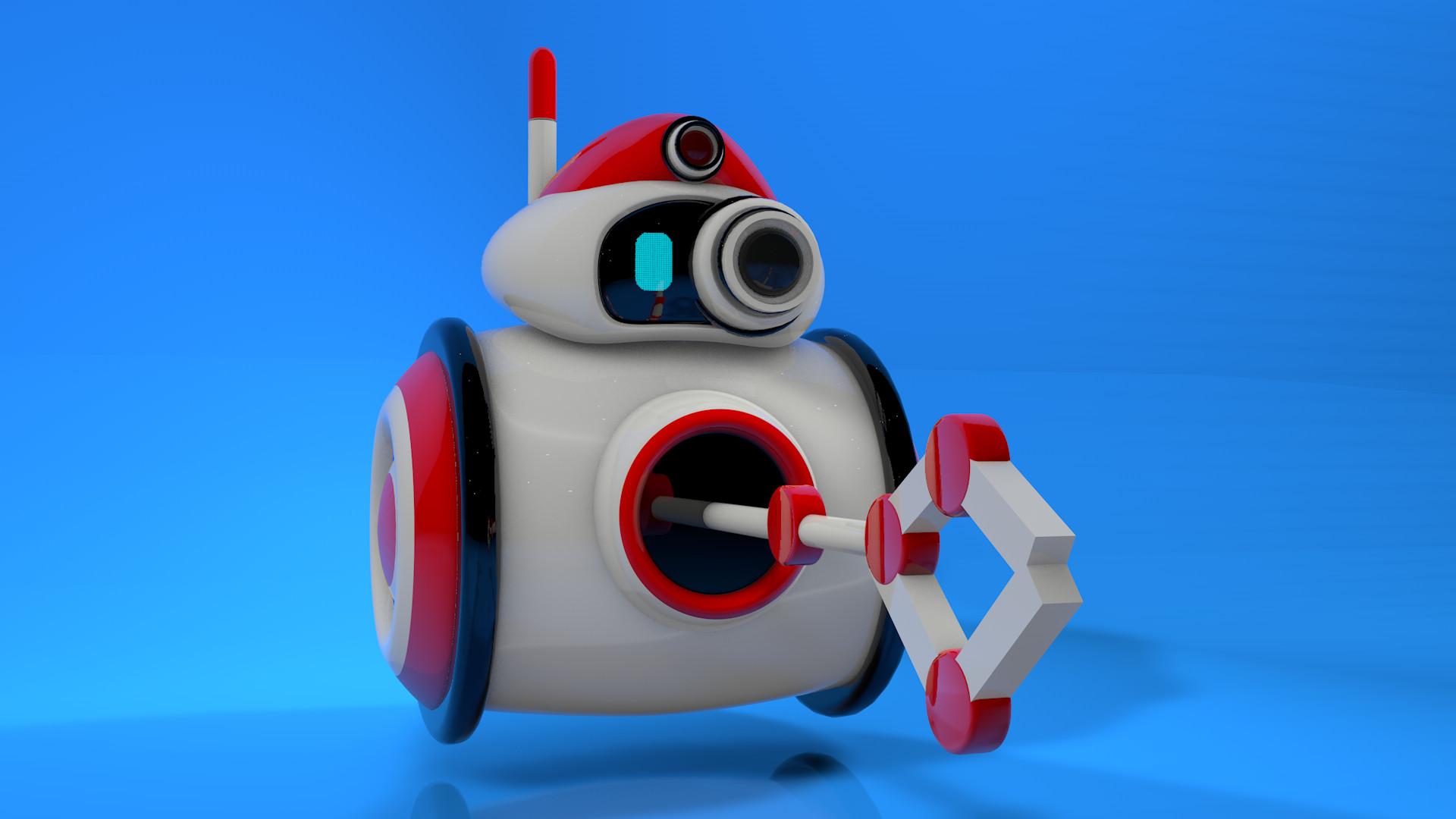 Daniel clasquin robotvisual