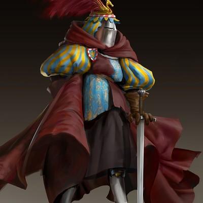 Artur jag knight errant