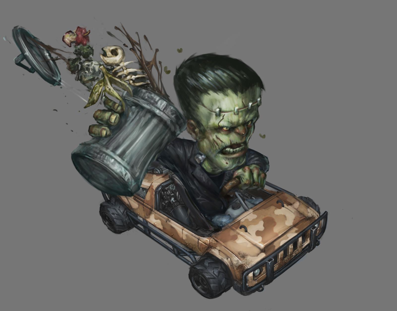 Franken Monster