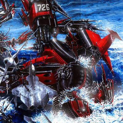 Vladimir spasojevic vladimir spasojevic transformers2 decepticonvsaircraftcarrier