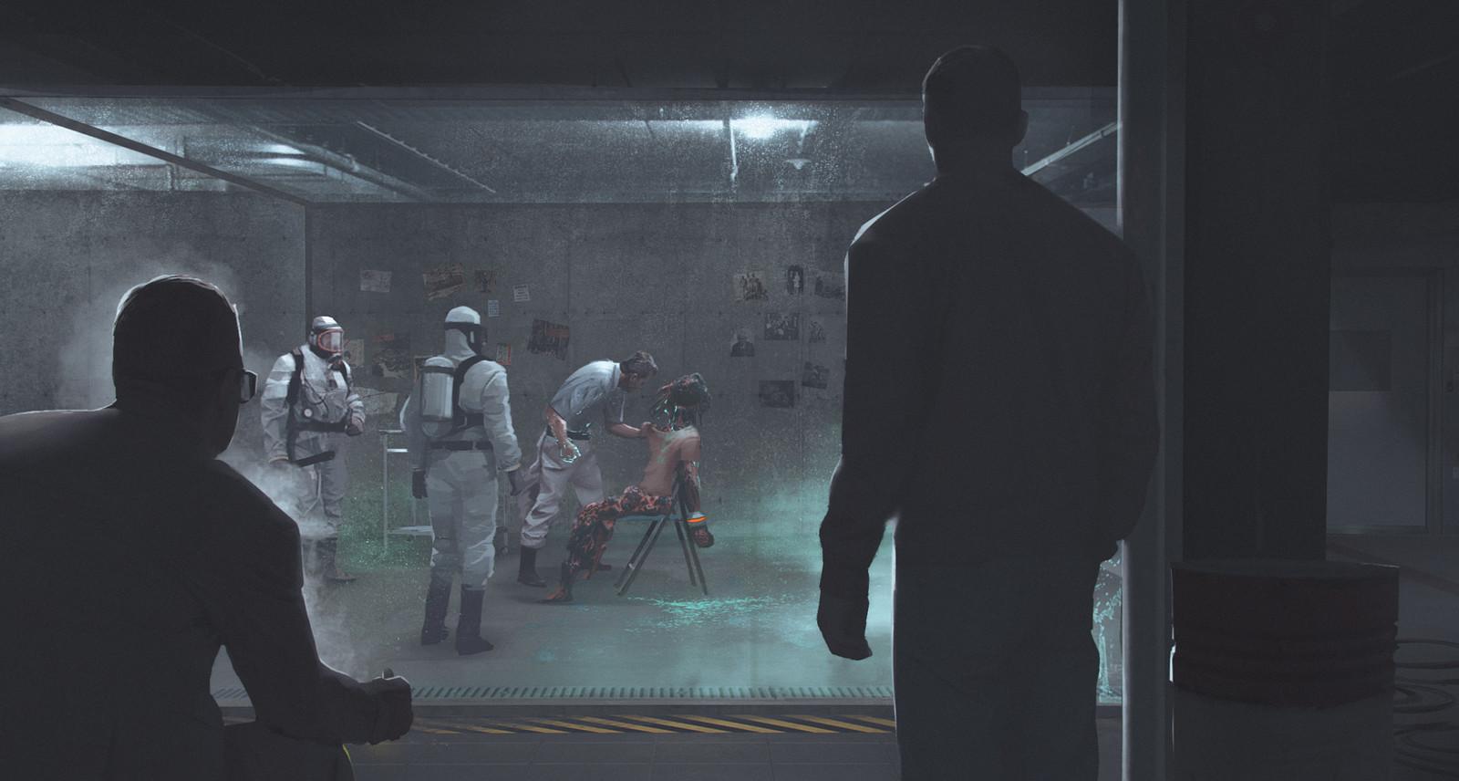 Alien Interrogation