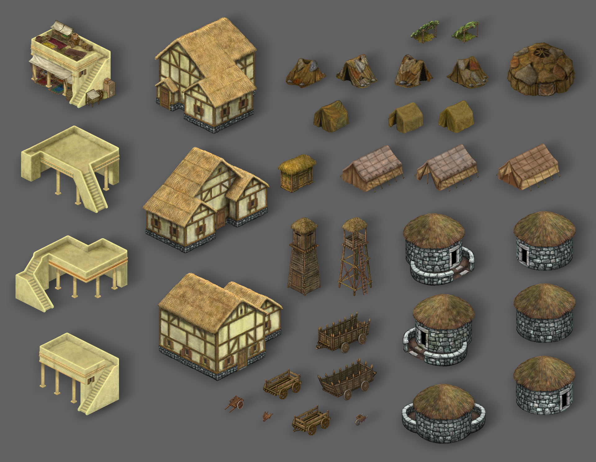 Peter white rise assets