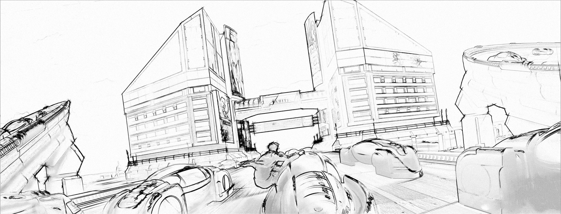 Aaron mcbride minority report underdrawing
