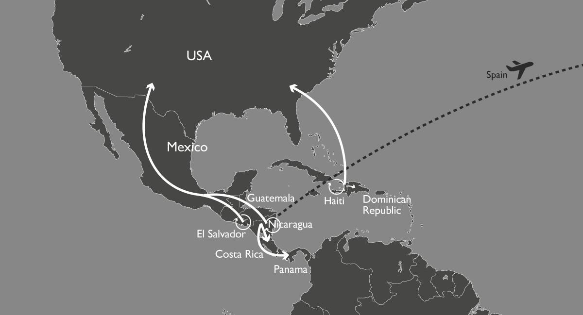 Alex grund oam consult migration routues iv alex grund