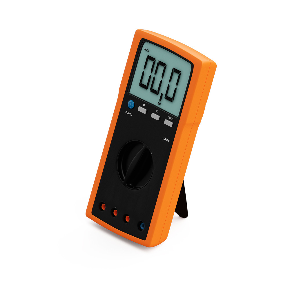 Marco baccioli digital multimeter