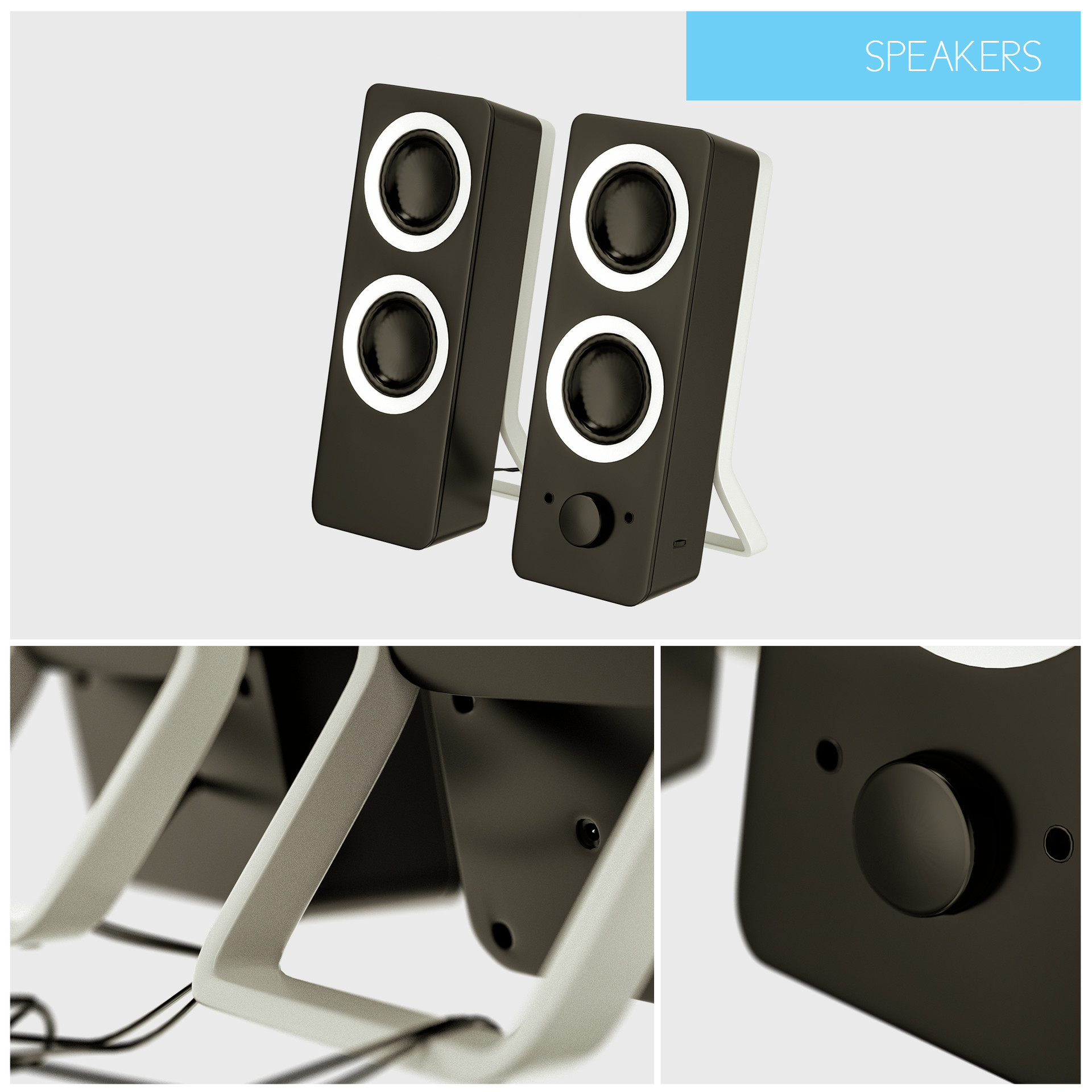 Marco baccioli electronic vol1 speakers