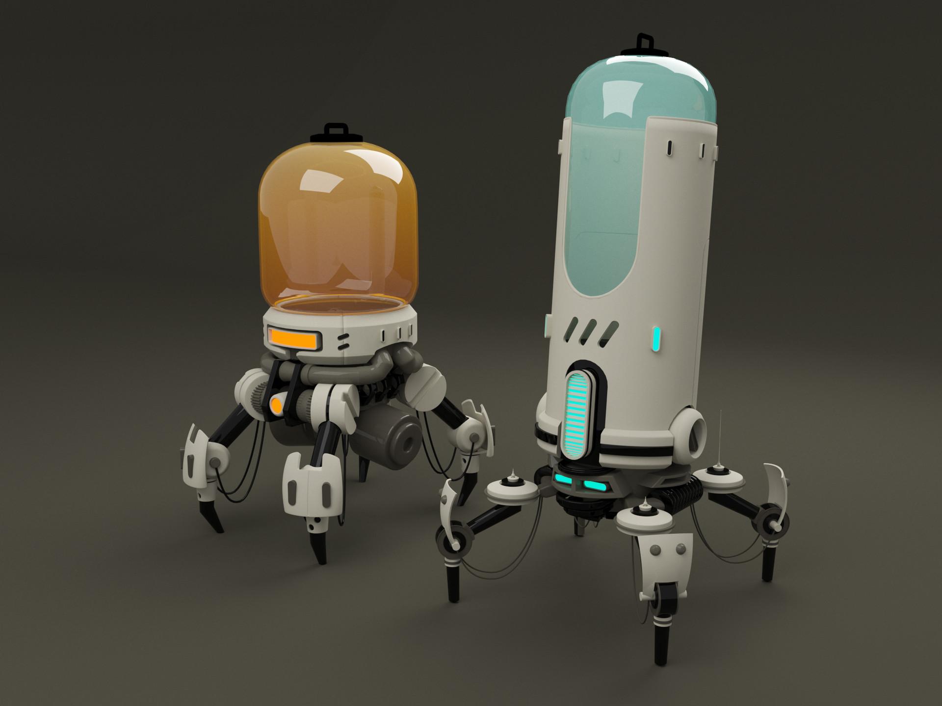 strange2K (J. Strange) - Terrarium Bots
