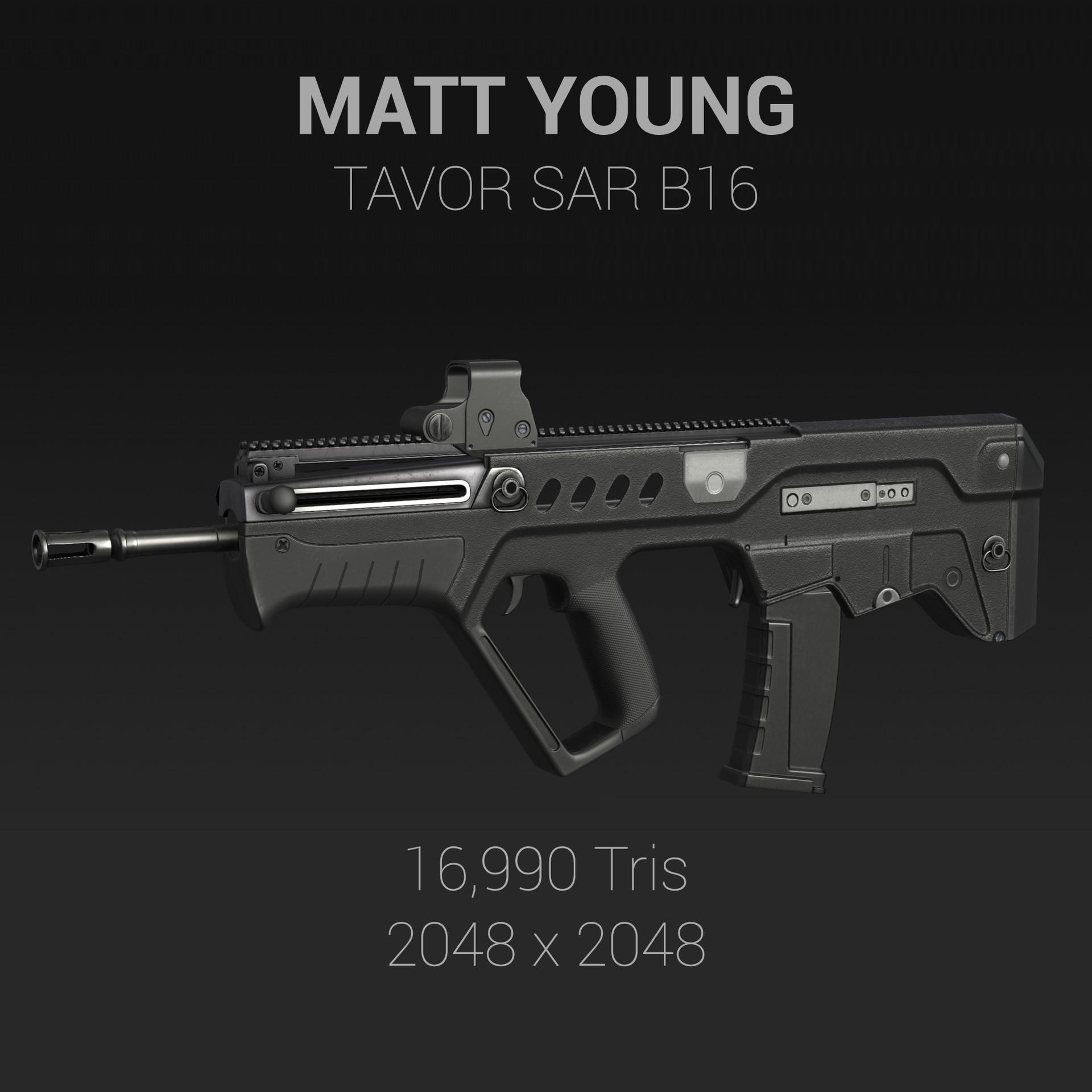 Matt young thumb