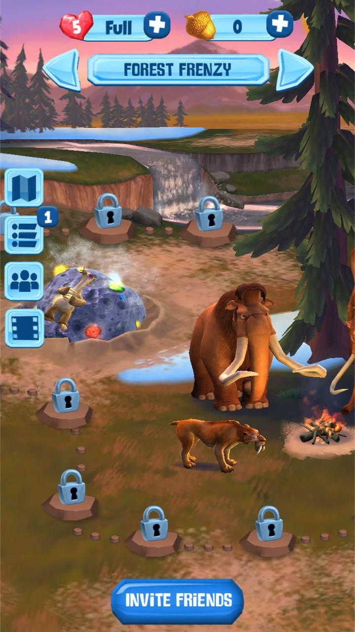 Ice Age UI
