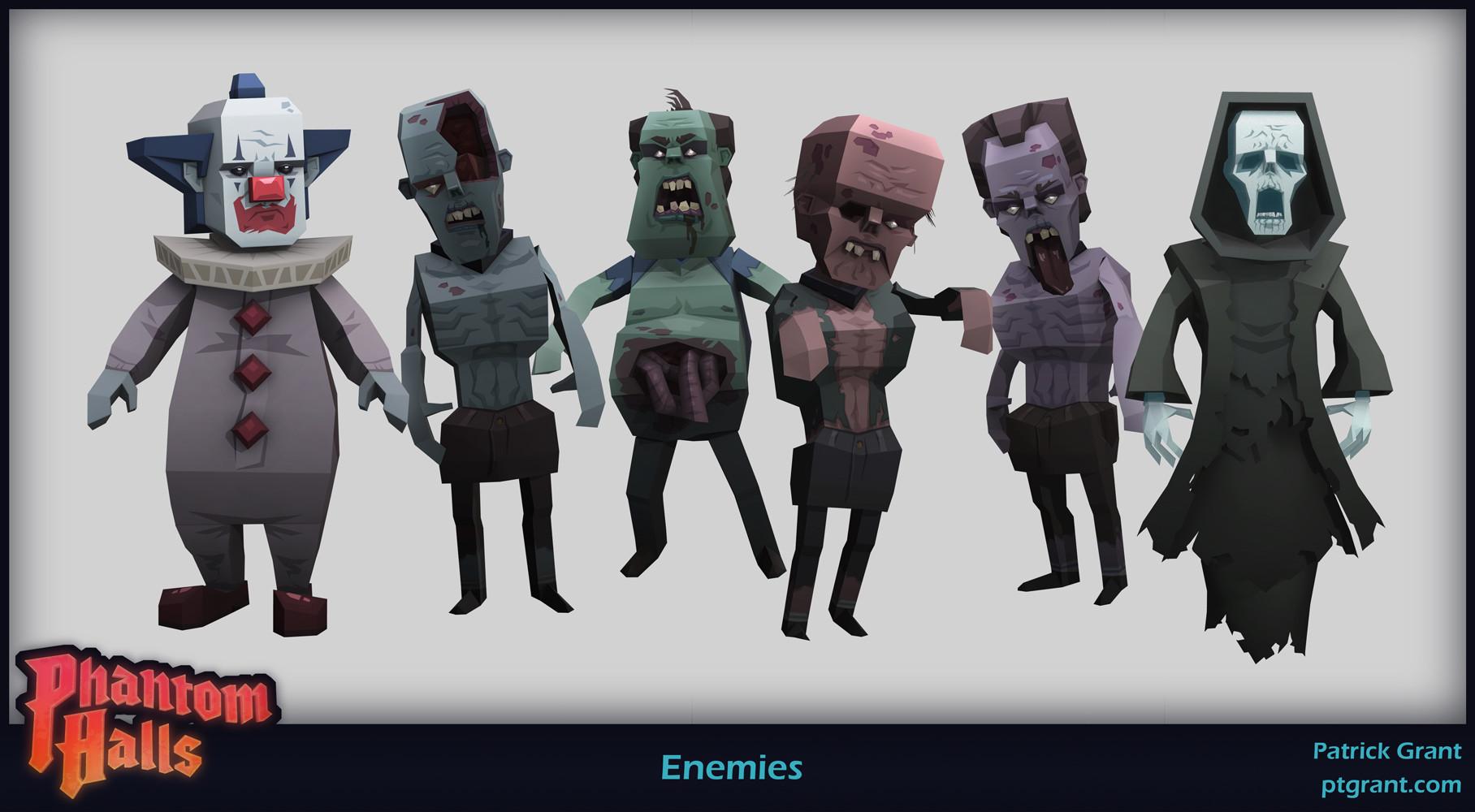 Patrick grant ph enemies v2