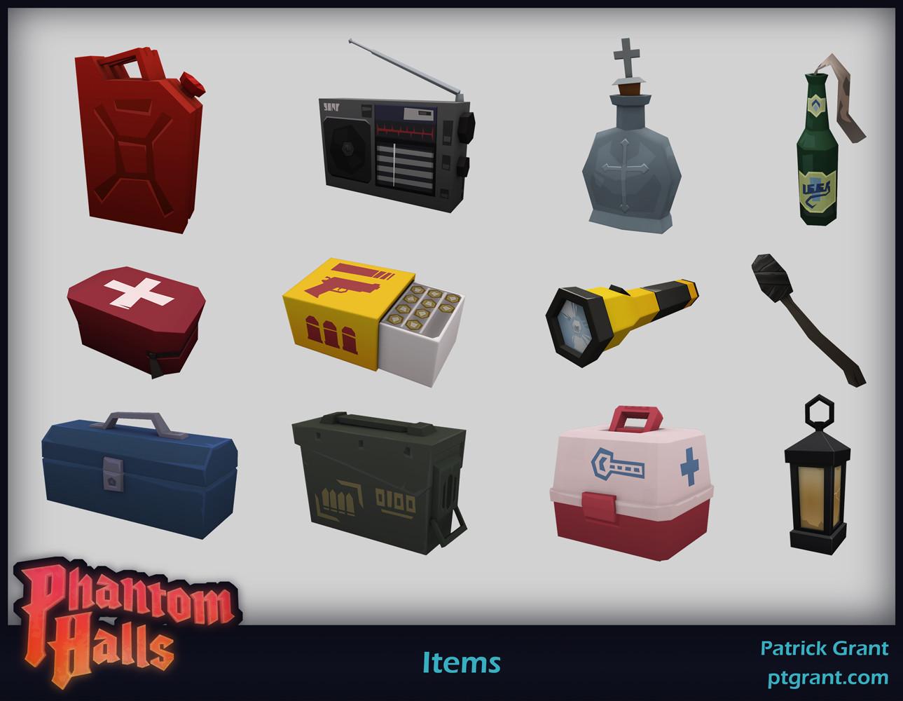 Patrick grant ph items v2