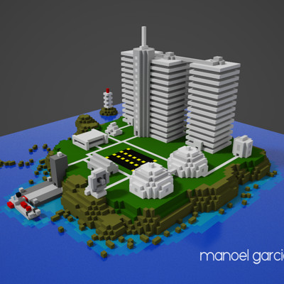 Manoel garcia island