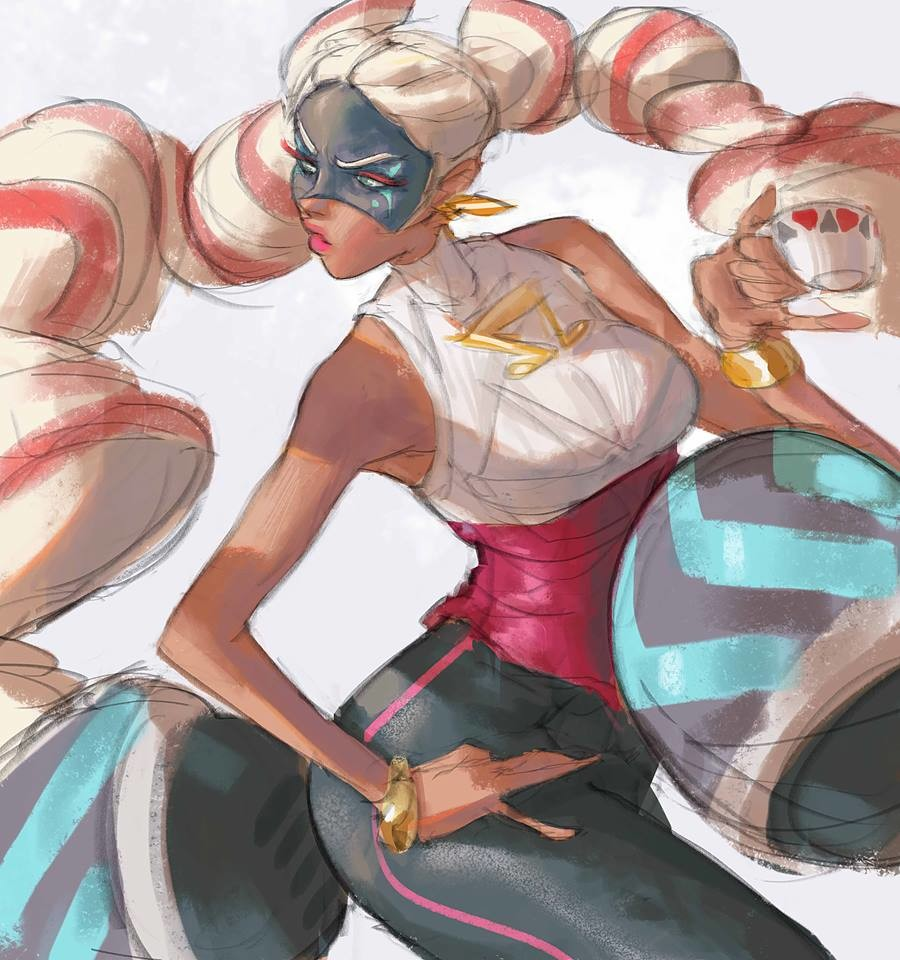 Term 3 is here and starts with Twintelle #ARMS
