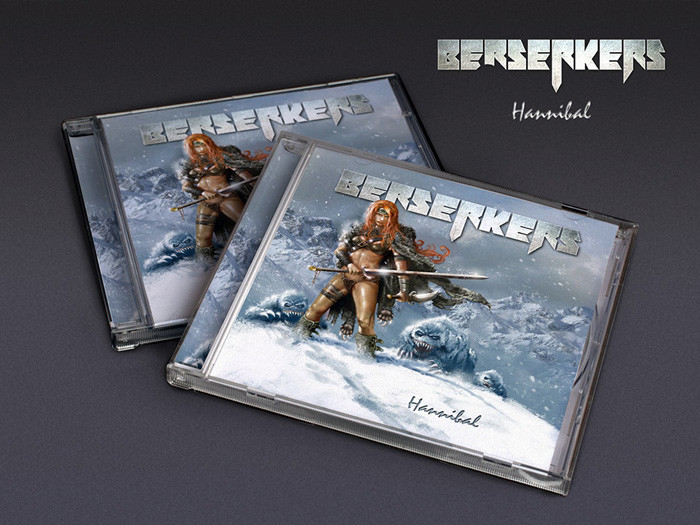 BERSERKERS | CD cover